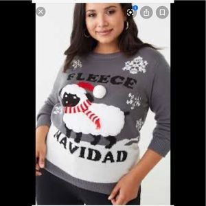 Forever 21 'Ugly  Holiday Sweater